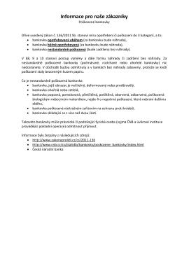 Podrobnější informace - Kamenivo M & O, s.r.o.