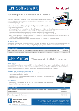 CPR Software Kit CPR Printer