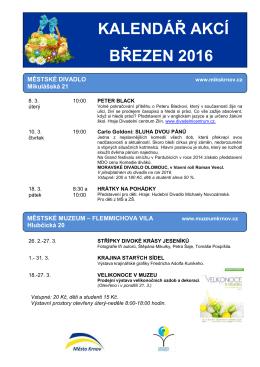 A-Březen - Město Krnov