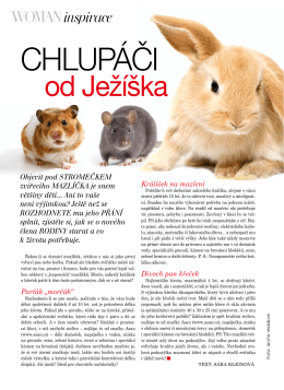 chlupáči - Asan.cz