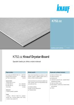 K752.cz K752.cz Knauf Drystar