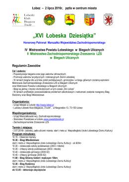 przeczytaj regulamin - ElektroniczneZapisy.pl