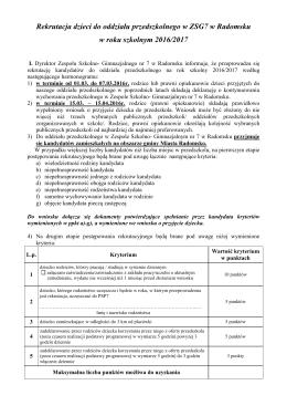 Informacja_dla_rodzicow – oddzialy_przedszkolne.