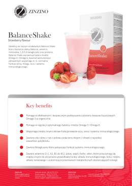 BalanceShake
