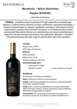 puglia - WinoPG.pl