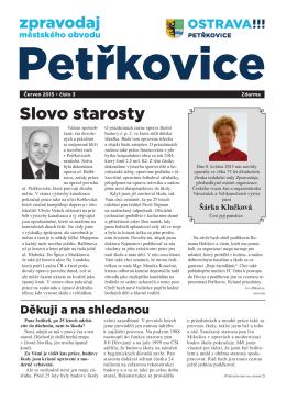 Petřkovice - Informační centrum Hlučín