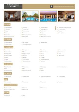 IC Hotel Residence