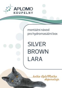 box Silver, Brownie, Nelle, Claire, Lara, Mirinda