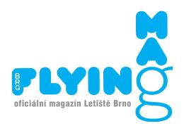 oficiální magazín Letiště Brno