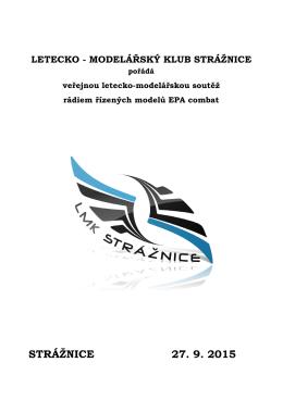 Propozice soutěže v PDF