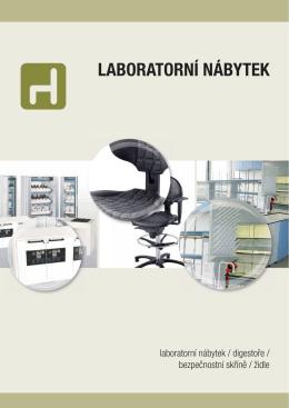 LABORATORNÍ NÁBYTEK - Fisher Scientific sro