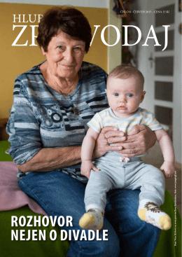 ROZHOVOR NEJEN O DIVADLE - Město Hluboká nad Vltavou