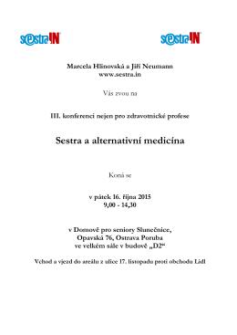 program konference 16.10. 2015
