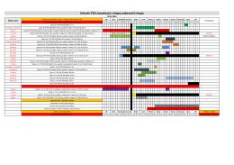 Harmonogram výstavby Svinaře – úprava k 10 1 2016