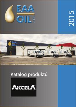 Akcela - EAA OIL sro