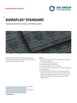 SIGRAFLEX® STANDARD