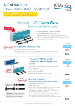 Herculite™ XRV Ultra Flow