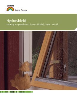 Hydroshield venkovní systém