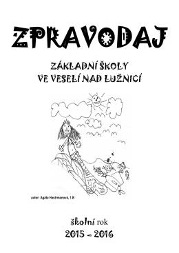 Zpravodaj - Základní škola Veselí nad Lužnicí, Blatské sídliště 23