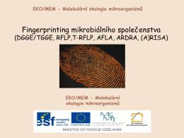 05. Fingerprinting