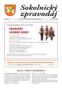 05/2015 - Sokolnice