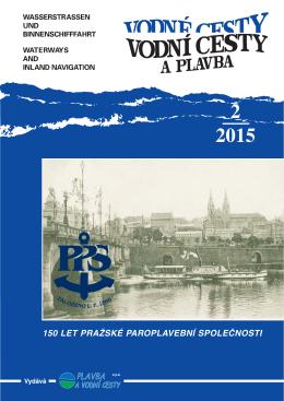 2/2015 - Vodní koridor Dunaj - Odra