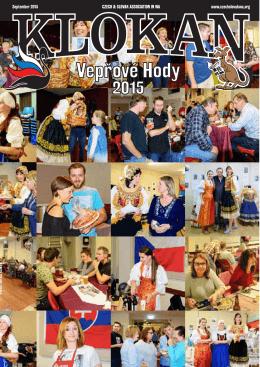 Vepřové Hody - Česká a slovenská asociace v Západní Austrálii