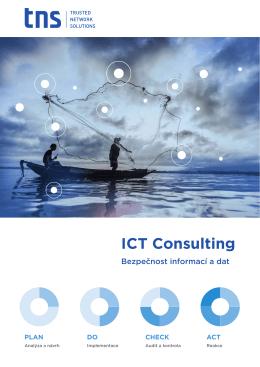 ICT Consulting – Bezpečnost informací a dat