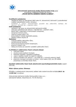 Stáhnout informace ve formátu PDF