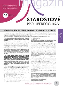 PDF - Starostové pro Liberecký kraj
