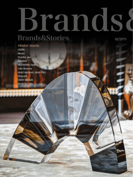Brands 2/2015 - Brands&Stories