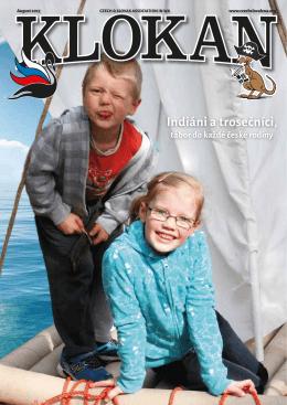 Indiáni a trosečníci, - Česká a slovenská asociace v Západní Austrálii