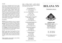 BELANA NN