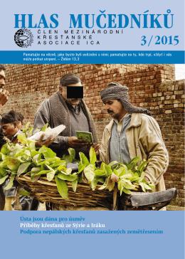 3 / 2015 - Hlas mučedníků