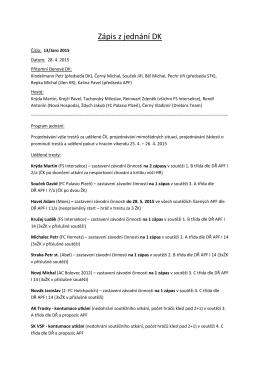 Zápis z jednání DK 28.4.2015 Stáhnout tento soubor