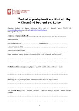 Chráněné bydlení sv. Luisy - formát pdf
