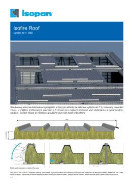 Isofire Roof