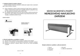 PDF s návodem na používání