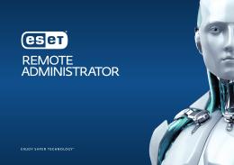 Eset Remote Administrator 6
