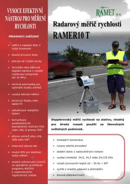 prospekt RAMER10 T
