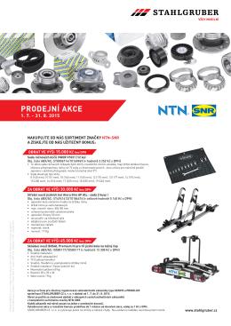Akce NTN-SNR.indd