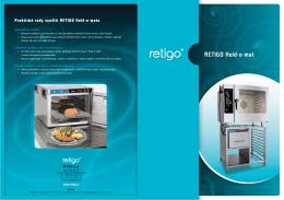 RETIGO Hold-o-mat - Gastrozariadenie
