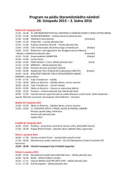 Program SNHP