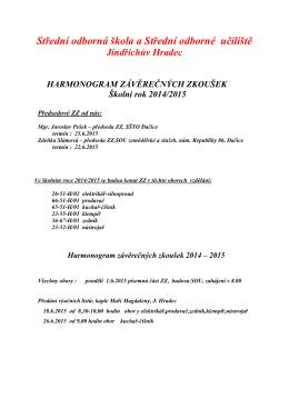 Střední odborné učiliště: Úvodní stránka