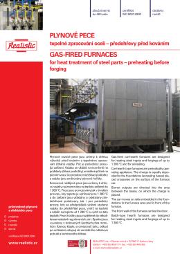 Tepelné zpracování oceli a předehřevy před kováním ()