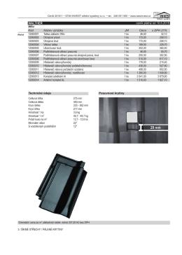 Walther_W6v - cenik_10-06-2015 - STAV