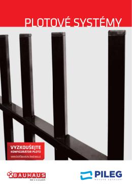 Kovové ploty - konfiguratory