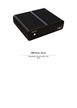 iMM Client / Server