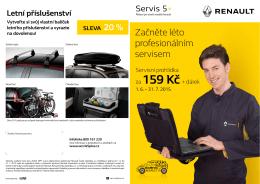 za 159 Kč - Auto Koutek s.r.o.