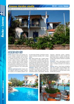 Řecko – Lesvos